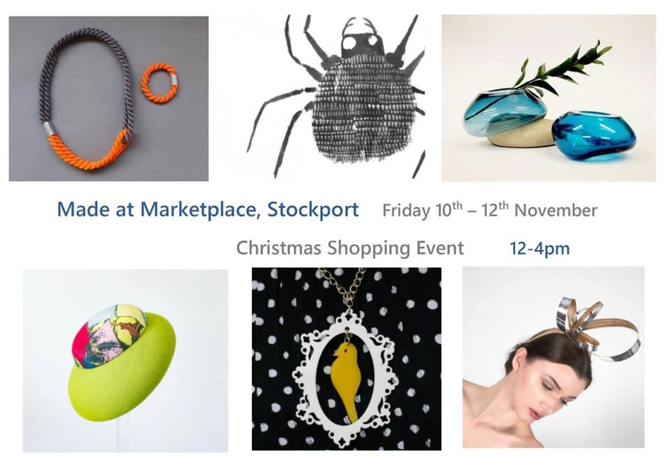 Marketplace open studios